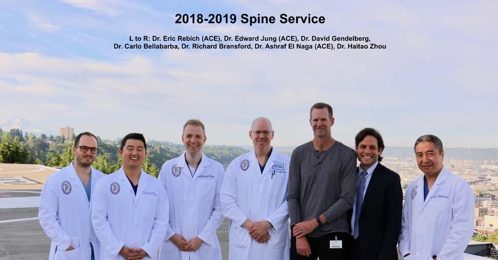 2017 Spine Fellows