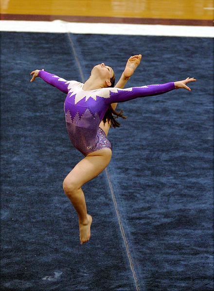 Broken Leg Ends Worley's Olympic Gymnastics Dream - The ...