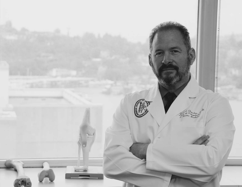 Professor & Chair, Howard A. Chansky, MD