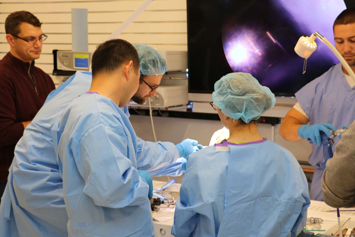 2018 Arthroscopy Boot Camp