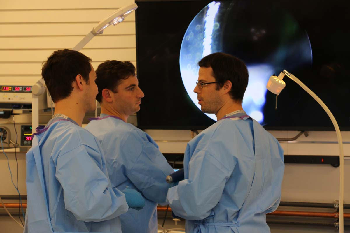 Arthroscopy Lab
