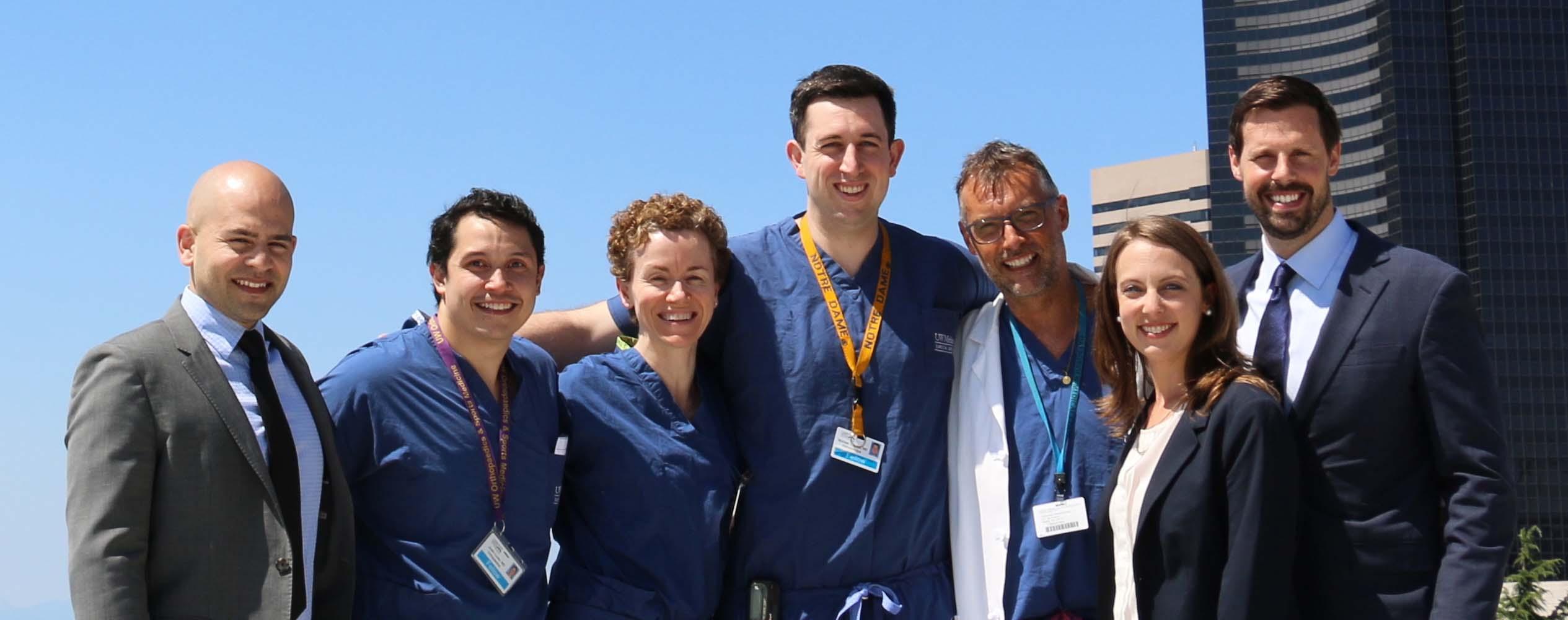 UW Orthopaedics Trauma Team