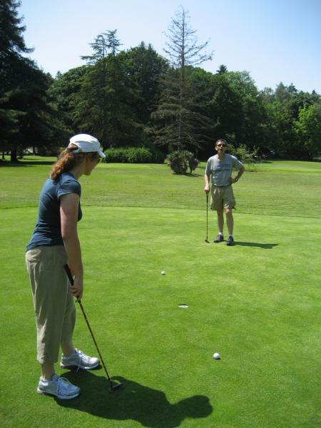 Leah Golf