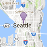 Hand Center Harborview - map