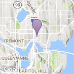 Hand Center Roosevelt - map