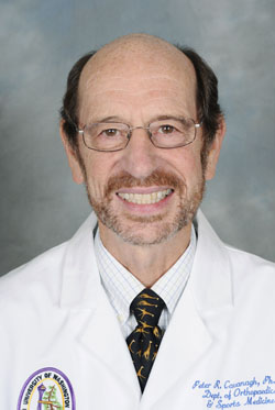 Peter R. Cavanagh, Ph.D., D.Sc.