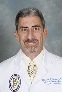 Winston J. Warme, M.D.