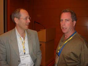 Andrew Cree (Sydney, Australia '00) and Darrell Brodke (University of Utah, '94)