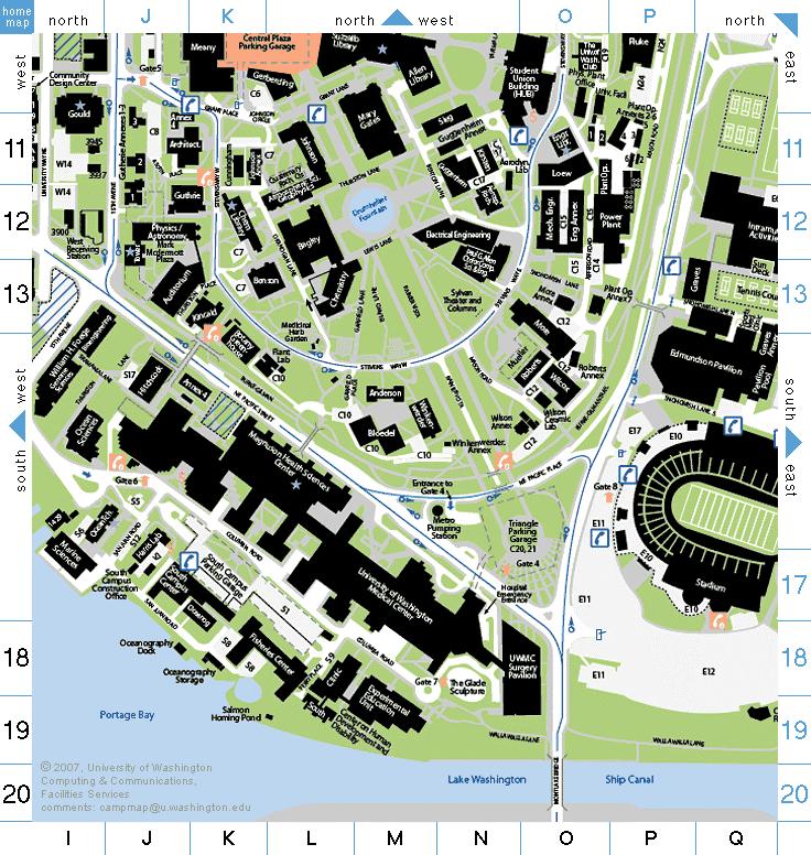 UW map - SCC