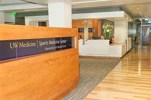 Sports Medicine Center at Husky Stadium