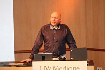 Dr. Bruce Twaddle at Summit in Seattle 2014